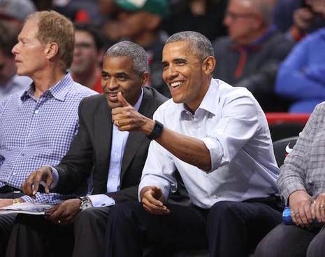 Việc làm khi về hưu của Obama