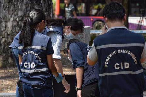 Cướp Ngân hàng Standard Chartered chấn động Singapore - ảnh 2