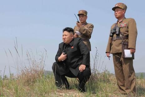 Triều Tiên xem động thái mới nhất của Mỹ không khác gì một lời tuyên chiến.