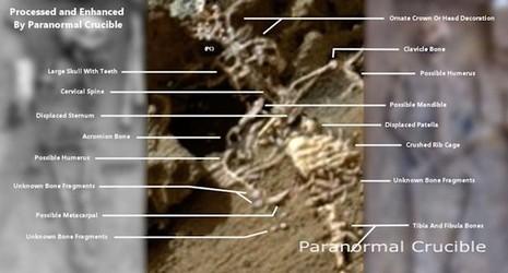 """Phân tích về """"bộ xương"""" của Paranormal Crucible"""