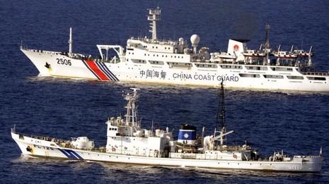 Trung Quốc chặn tàu cá Philipines vào bãi Scarborough - ảnh 1