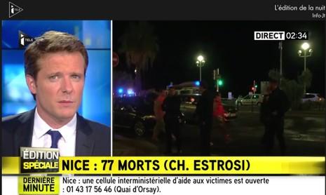 Khủng bố Quốc khánh Pháp: 84 người thiệt mạng, thương vong liên tục tăng - ảnh 7