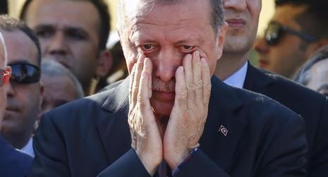 Thổ Nhĩ Kỳ biết trước đảo chính