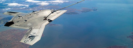 'Cá đuối' MQ-25A: Mỹ hóa giải 'vùng chết' của tên lửa Trung Quốc - ảnh 1