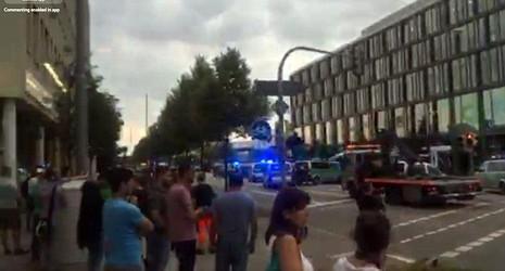 Xả súng tại Munich, cảnh sát Đức báo động - ảnh 1
