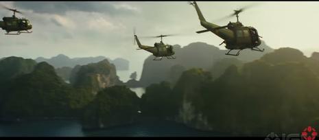 """Quảng Bình, Hạ Long, Ninh Bình đều xuất hiện trong phim """"bom tấn"""" Kong: Skull Island - ảnh 1"""