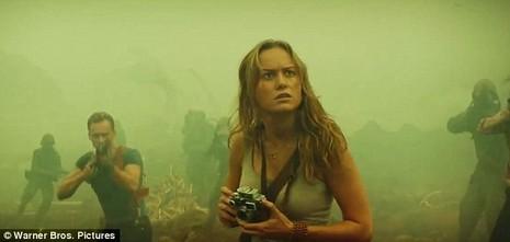 """Quảng Bình, Hạ Long, Ninh Bình đều xuất hiện trong phim """"bom tấn"""" Kong: Skull Island - ảnh 2"""
