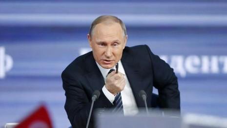 Donald Trump sẵn sàng liên minh với Putin đánh IS - ảnh 1