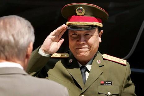 Trung Quốc xử người quyền lực số 2 quân đội - ảnh 1