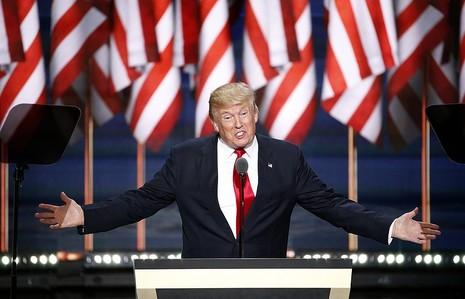 Ông Trump gây sốc, sẽ xem xét công nhận Crimea là của Nga - ảnh 1