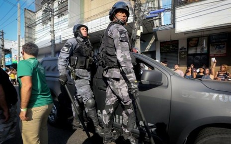 Phó lãnh sự Nga tại Brazil bắn chết cướp giữa phố - ảnh 1