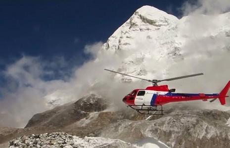 Trực thăng tại Nepal gặp nạn khiến ít nhất 7 người thiệt mạng, trong đó có một trẻ sơ sinh. (Ảnh minh họa)