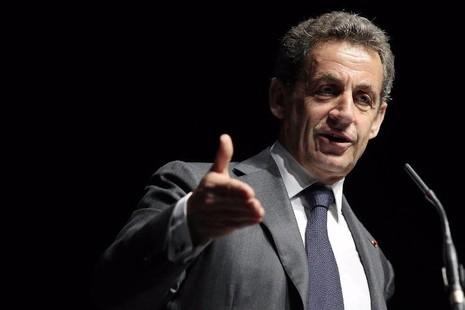 Ông Nicolas Sarkozy quyết 'đòi lại' ghế Tổng thống Pháp