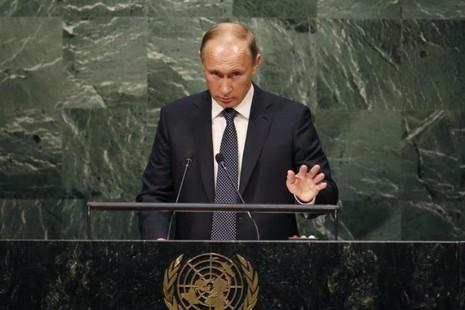 Tổng thống Nga bất ngờ không dự kỳ họp thường niên LHQ