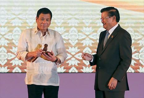Philippines tiết lộ chủ đề cho hội nghị ASEAN 2017