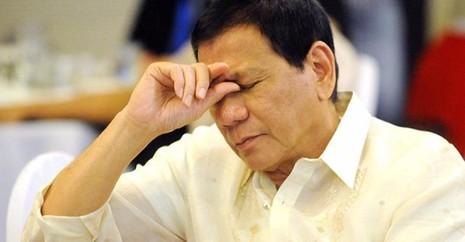 Tổng thống Duterte khóc trong đau đớn vì con gái sảy thai