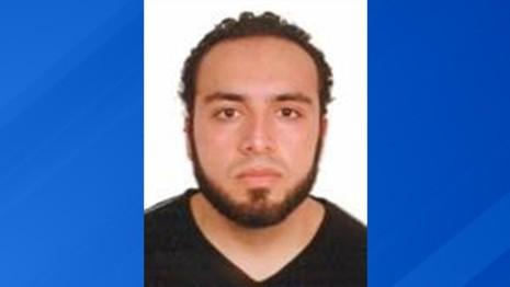 FBI công bố hình ảnh của kẻ đánh bom New York - ảnh 1
