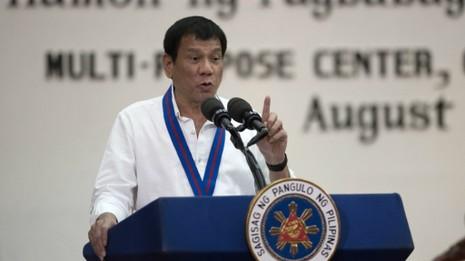 'Canh bạc' của Tổng thống Duterte - ảnh 3