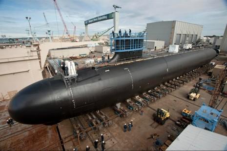 Mỹ cần thêm tàu ngầm đối trọng Nga - Trung
