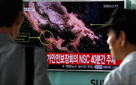Trung Quốc điều tra ngân hàng giúp hạt nhân Triều Tiêu