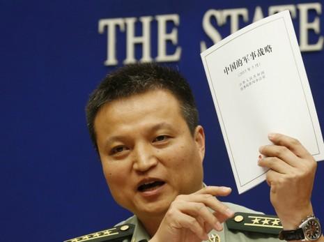 Trung Quốc cảnh báo Nhật Bản đang 'chơi với lửa' - ảnh 1