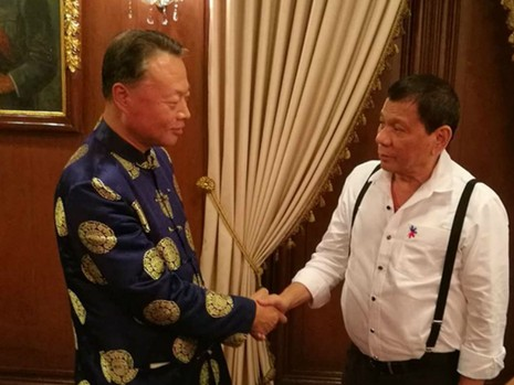 Bắc Kinh gửi Manila 2 triệu USD cứu trợ sau siêu bão