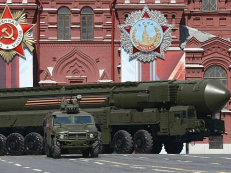 Nga công bố siêu tên lửa đủ sức làm Pháp 'bốc hơi'