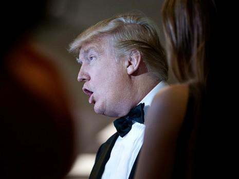 Bữa tiệc đắng của ông Trump và mối 'thù' với Obama - ảnh 1