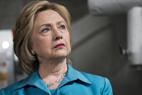"""Người Mỹ """"vỡ mộng"""" gây khó khăn cho bà Clinton - ảnh 1"""