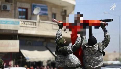30 dân thường bị IS hành quyết bằng chích điện - ảnh 1