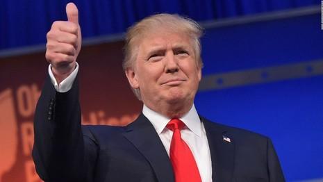 Trump hé lộ chìa khóa đánh bại bà Clinton - ảnh 1