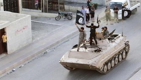 80 chiến binh IS sẵn sàng 'thánh chiến' châu Âu - ảnh 1