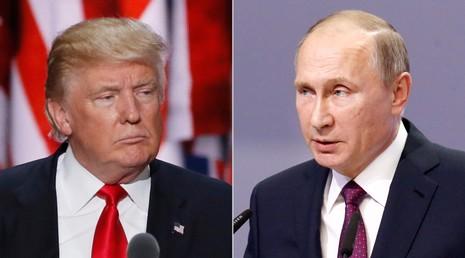 Nga nghi ngờ cách nói và làm của ông Trump - ảnh 2