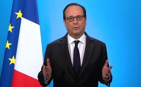 Tổng thống Pháp tuyên bố không tái tranh cử