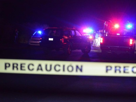 Băng đảng Mexico ra tay đẫm máu ngay Giáng sinh - ảnh 1