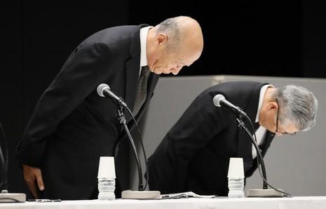 Nhân viên tự tử vì quá sức, chủ tịch Dentsu từ chức - ảnh 1