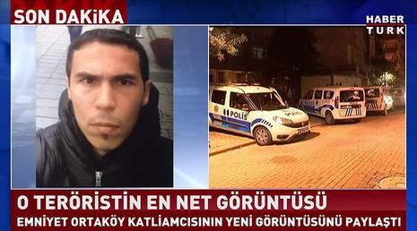 Lộ diện nghi phạm xả súng hộp đêm Istanbul - ảnh 1