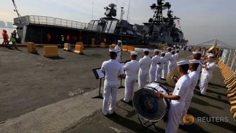 Nga muốn tập trận chống khủng bố với Philippines - ảnh 1
