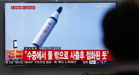 Nhật diễn tập sơ tán tránh hạt nhân Triều Tiên - ảnh 1