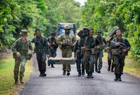 Indonesia đình chỉ mọi hợp tác quân sự với Úc - ảnh 1