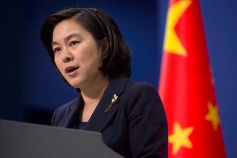 Trung Quốc cảnh báo Nhật không can dự vấn đề Đài Loan - ảnh 1