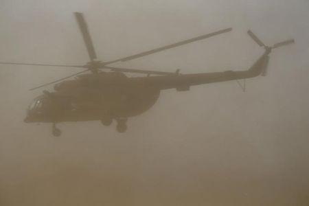 Rơi máy bay quân đội, tướng Cameroon thiệt mạng - ảnh 1