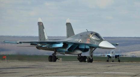 Máy bay Nga đánh bom nhầm, quân Thổ Nhĩ Kỳ thiệt mạng - ảnh 1