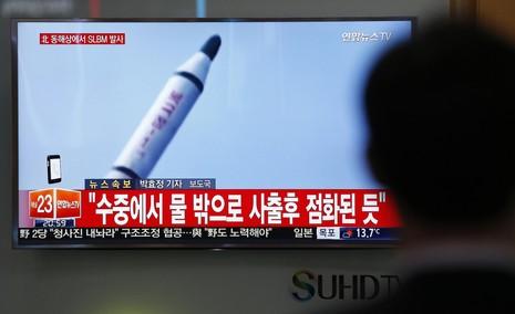 Triều Tiên phóng tên lửa, Trump hứa ủng hộ Nhật 100% - ảnh 3