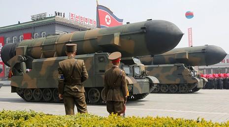 Trump im lặng bất thường vụ Triều Tiên phóng tên lửa - ảnh 2