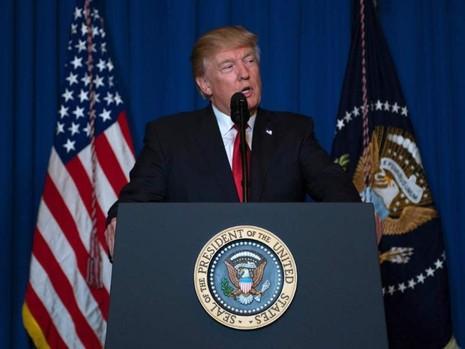 100 ngày của ông Trump: Đối ngoại 'trước sau bất nhất' - ảnh 6