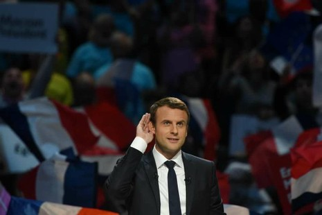 Ông Macron lập kỷ lục, đắc cử Tổng thống Pháp ở tuổi 39 - ảnh 2