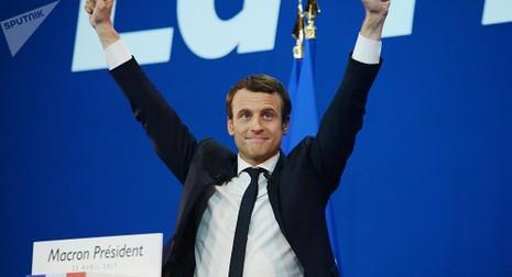 Ông Macron lập kỷ lục, đắc cử Tổng thống Pháp ở tuổi 39 - ảnh 1