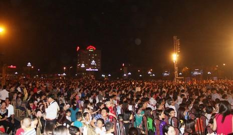 Hoành tráng lễ khai mạc Năm du lịch quốc gia 2015 - Thanh Hóa - ảnh 3