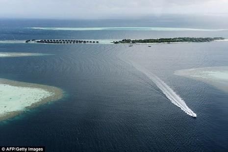 Nhân chứng thấy MH370 bay qua Maldives? - ảnh 1